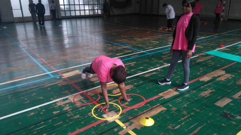 Atelier Activité physique